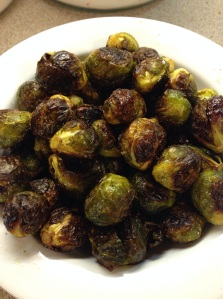 Finished Brussell Sprouts