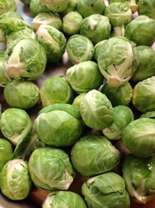 Fresh Brussell Sprouts