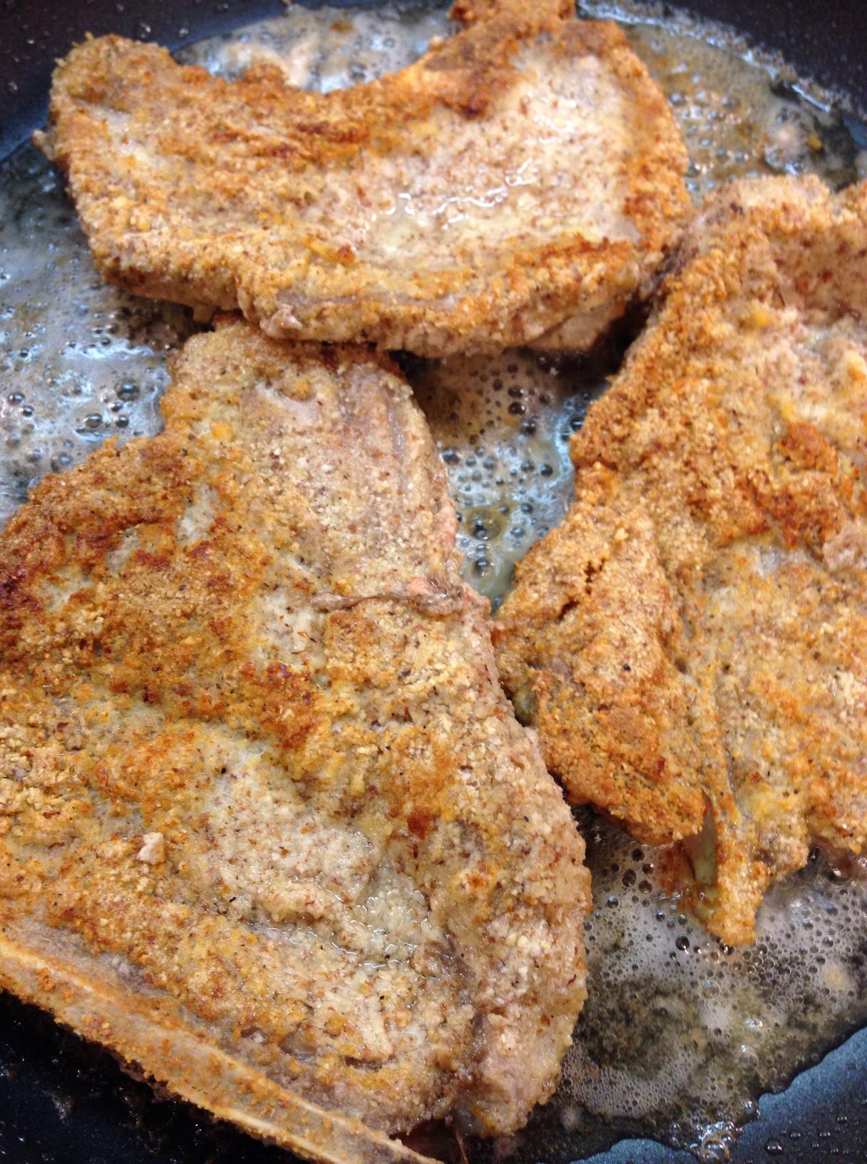Fried In Coconut Oil