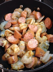 Sausage Shrimp