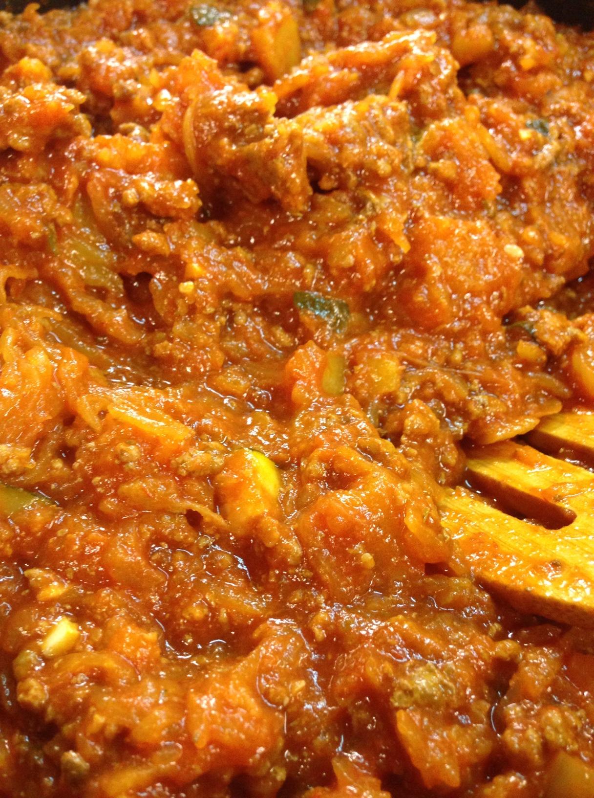 how to use tomato paste for spaghetti