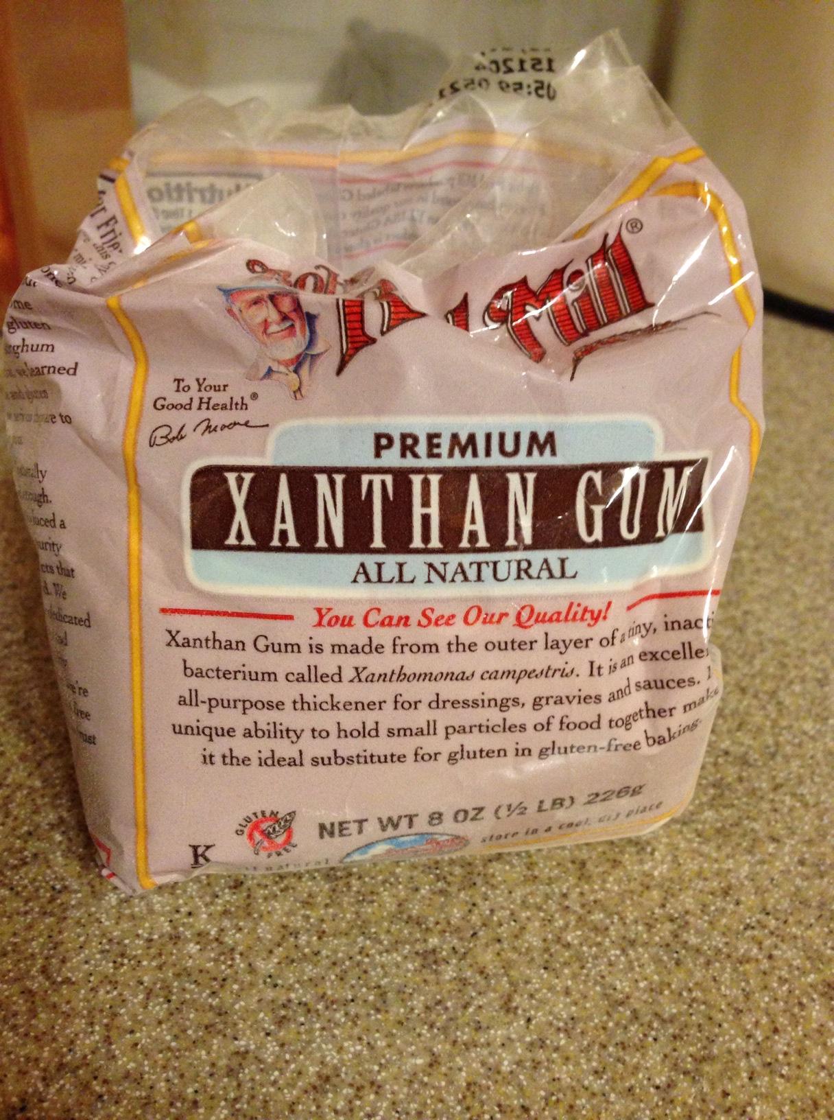 Xanthian gum