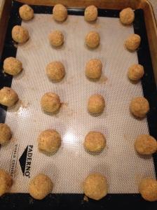 Balls Crumbs