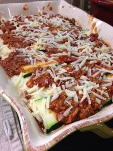 Cheesy Lasagna Layer
