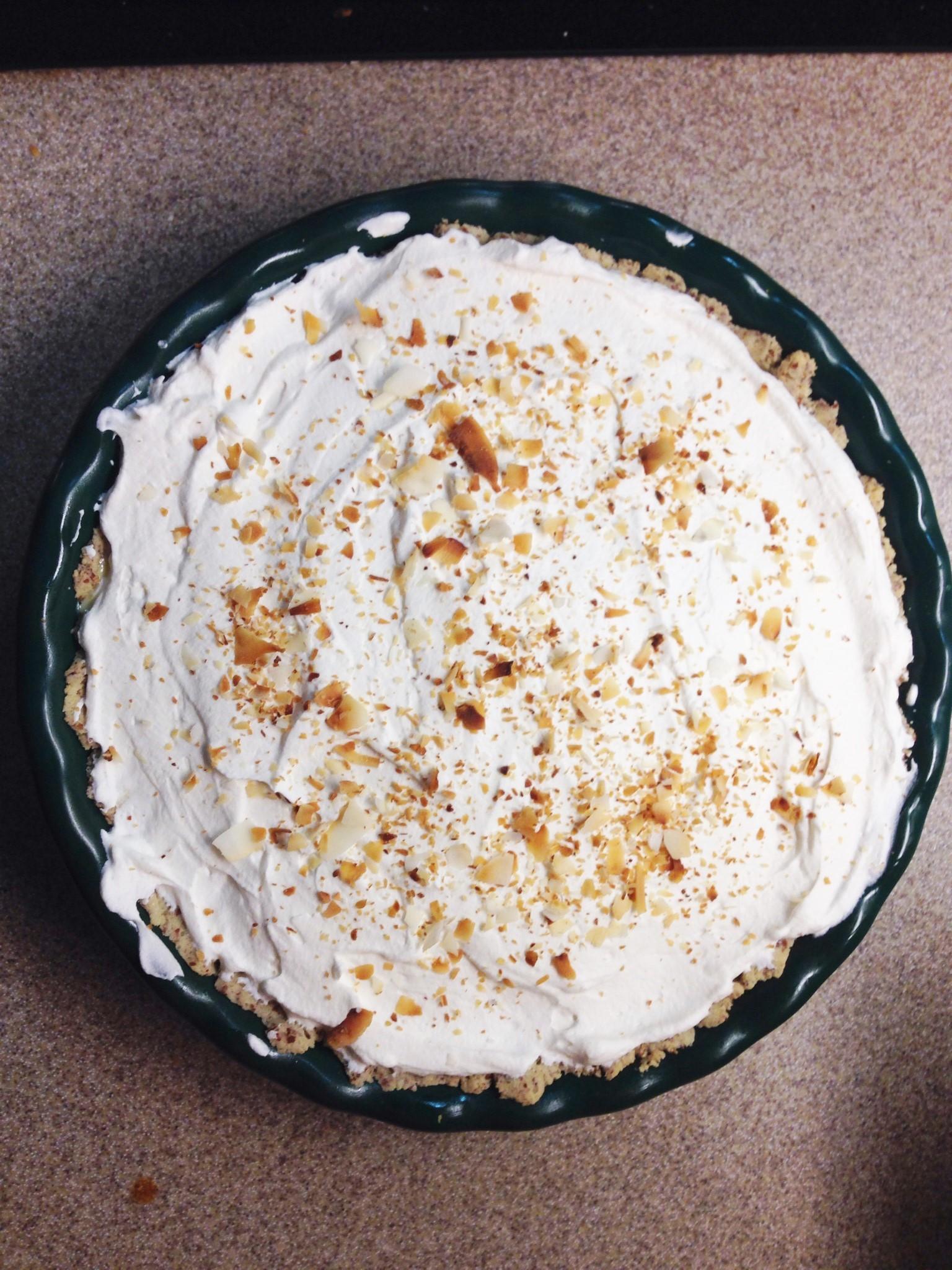 THM Coconut Cream Pie - Mrs. Criddles Kitchen