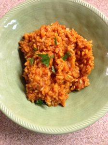 Mexican Brown Rice