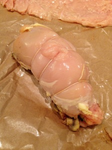 Rolled Tied Chicken